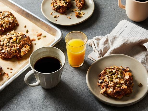 Овсяное печенье с коричневым сливочным маслом