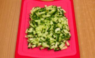 Салат «Хрустящий» рецепт