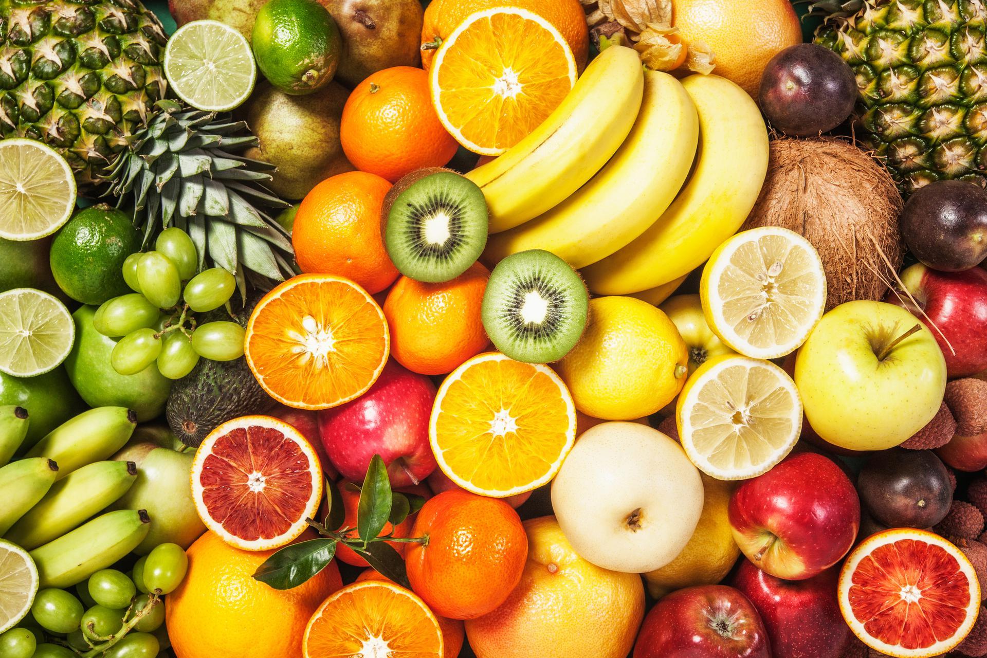 простые картинки фруктовый фон птоза определяется линейкой