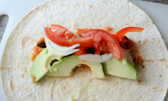 Мексиканский буррито