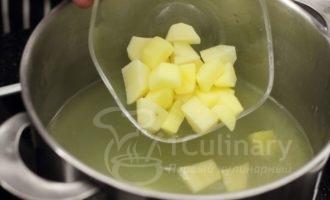 Сливочный суп из лисичек по-польски